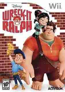 Descargar Wreck It Ralph [MULTI5][PAL][WiiERD] por Torrent
